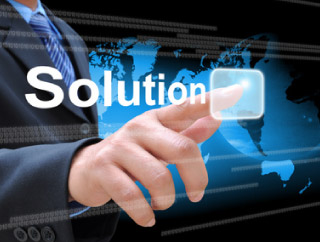 solution formation informatique management